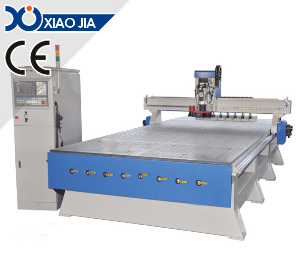 CNC Router with Linear ATC XJ-1325HZ